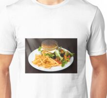 Chicken burger Unisex T-Shirt