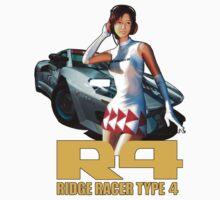 R4: RIDGE RACER TYPE 4 Baby Tee