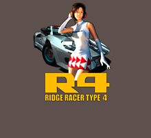 R4: RIDGE RACER TYPE 4 Unisex T-Shirt
