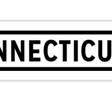 Connecticut Lite Sticker