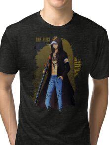 the pirates yellow Tri-blend T-Shirt