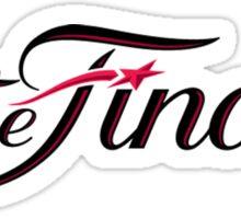 NBA finals Sticker