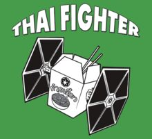 THAI FIGHTER - FOOD ATTACK Baby Tee
