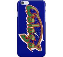 GALAGA CLASSIC ARCADE GAME iPhone Case/Skin