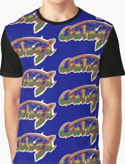 GALAGA CLASSIC ARCADE GAME Graphic T-Shirt