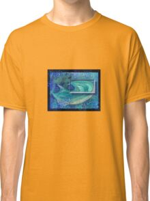 Abstract / Symbolic Art  - Thirst / Water Immersion Dream Classic T-Shirt