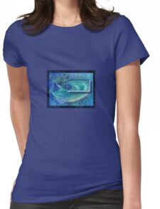 Abstract / Symbolic Art  - Thirst / Water Immersion Dream Womens Fitted T-Shirt