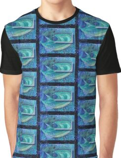 Abstract / Symbolic Art  - Thirst / Water Immersion Dream Graphic T-Shirt