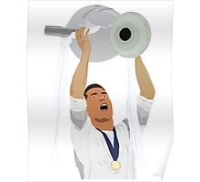Crisitano Ronaldo Poster