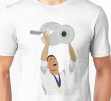 Crisitano Ronaldo Unisex T-Shirt