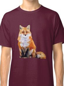 Geometric Fox Classic T-Shirt