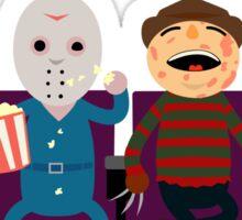 Slasher Movie Night! Sticker