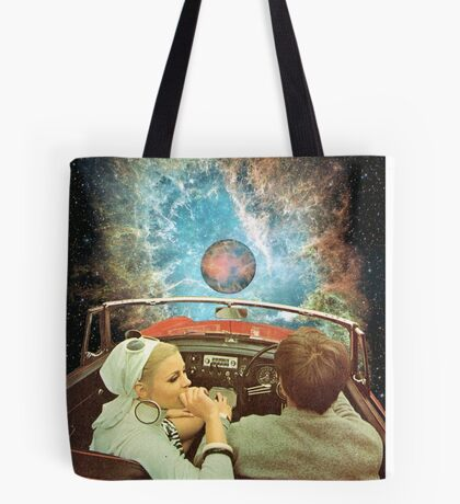 SPACE TRIP. Tote Bag