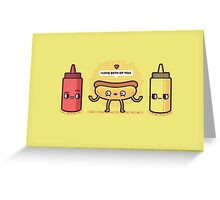 I love you both Greeting Card