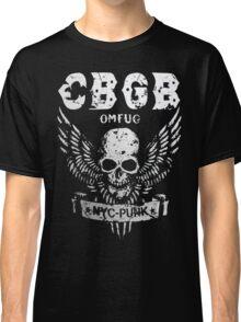 CBGB  OMFUG NYC Classic T-Shirt