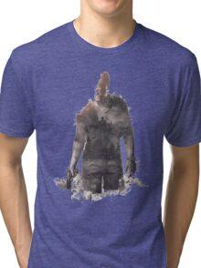 Games :: Uncharted 4 :: Art Tri-blend T-Shirt