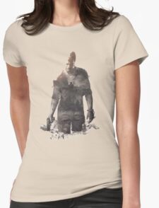 Games :: Uncharted 4 :: Art Womens Fitted T-Shirt