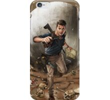 Games :: Uncharted 4 :: Art iPhone Case/Skin