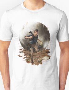 Games :: Uncharted 4 :: Art T-Shirt