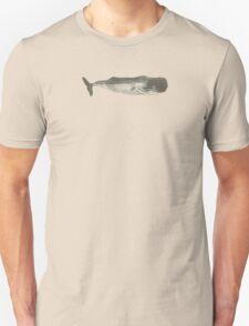 Drawn Whale  Unisex T-Shirt