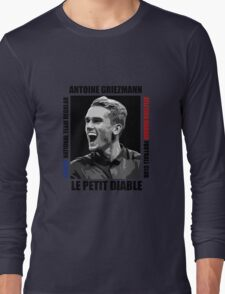 Antoine Griezmann - Vector Long Sleeve T-Shirt