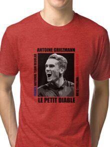Antoine Griezmann - Vector Tri-blend T-Shirt