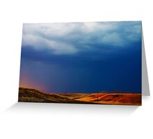 """Big Sky Arizona"" Greeting Card"