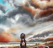 Turner's Dog by Peter Williams
