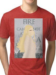 Daenerys Targaryen Tri-blend T-Shirt