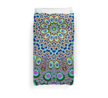 Abstract Array of Colors Duvet Cover