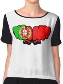 Portugal! (Standard) Chiffon Top