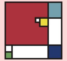 Squares_1 Baby Tee