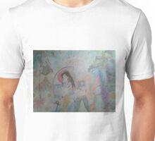 Amano style FInal Fantasy IX artwork Unisex T-Shirt