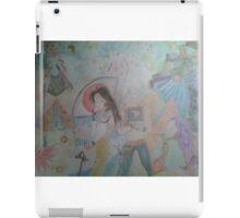 Amano style FInal Fantasy IX artwork iPad Case/Skin