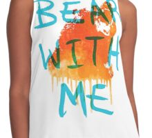 Bear With Me Contrast Tank
