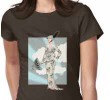 Art Deco 6 Womens Fitted T-Shirt