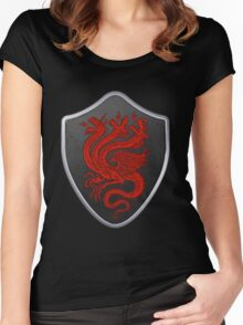 TARGARYEN HOUSE - Game of Thrones Women's Fitted Scoop T-Shirt