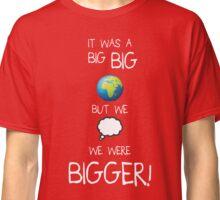 7 Years - IT WAS A BIG BIG WORLD Classic T-Shirt