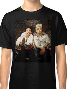 BigBang GD&TOP Kpop Big Bang Top G Dragon Classic T-Shirt