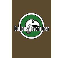 Curious Adventurer Photographic Print