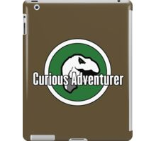 Curious Adventurer iPad Case/Skin