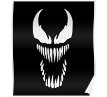 Venom face 2 Poster