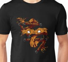 Orange Rage Unisex T-Shirt