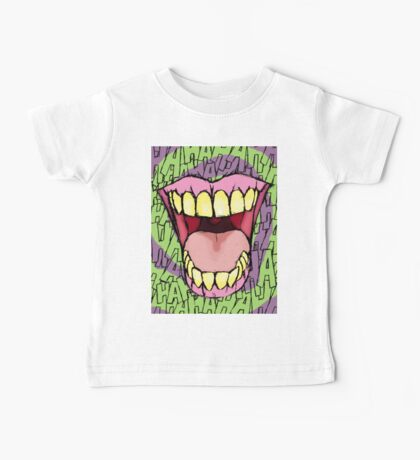 A Killer Joke - spiral Baby Tee