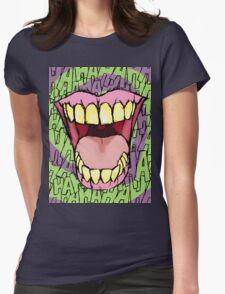 A Killer Joke - spiral Womens Fitted T-Shirt