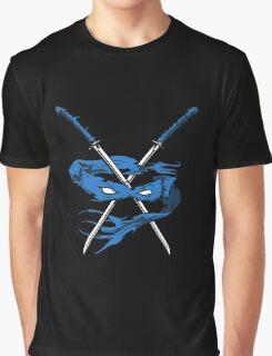 Blue Fury Graphic T-Shirt