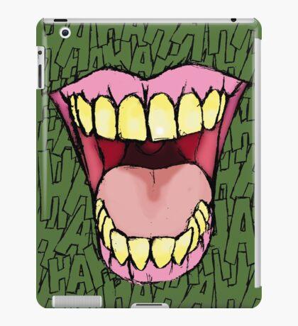 A Killer Joke #2 iPad Case/Skin