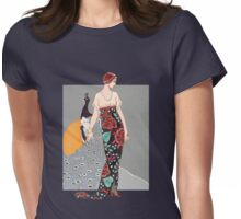 Art Deco 7 Womens Fitted T-Shirt