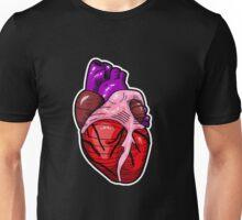 Tattoo Heart Unisex T-Shirt