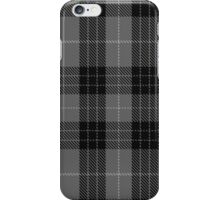 00884 Westwood MacRock Fashion Tartan  iPhone Case/Skin